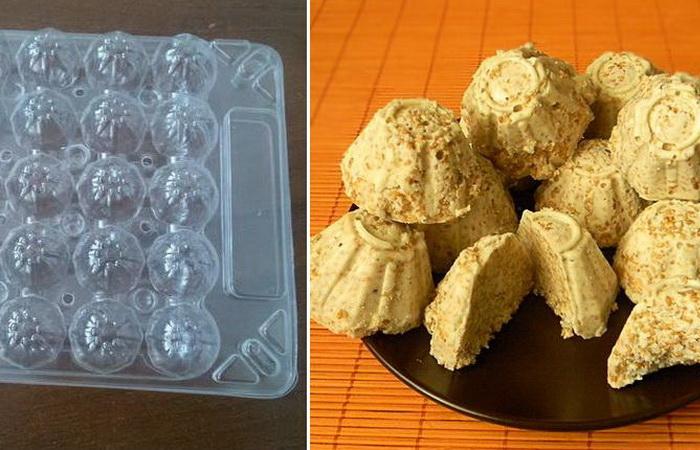 Конфеты бурфи с кунжутом: Пошаговый рецепт приготовления.