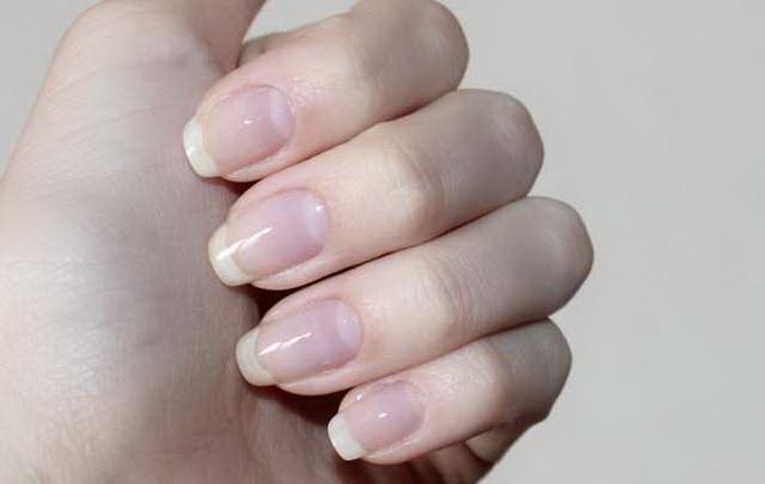 Мел для белизны ногтей.