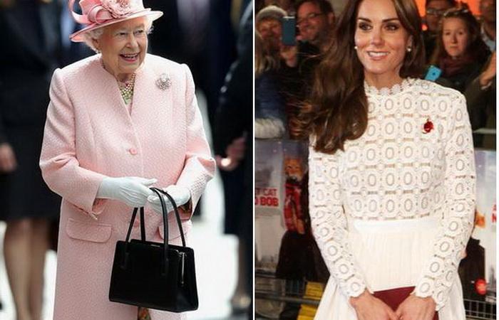 Для чего королевы носят дамские сумочки