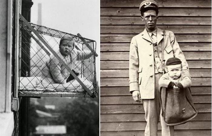 Что можно было официально делать с детьми столетие назад, за что сегодня можно сесть в тюрьму.
