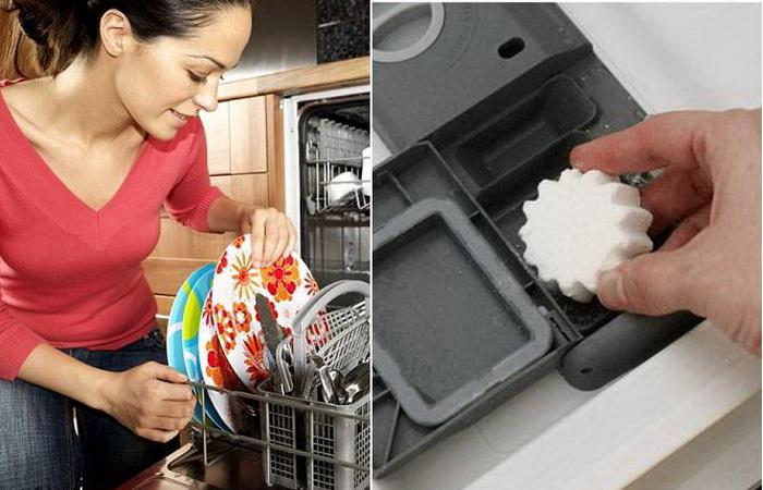 Как самостоятельно изготовить таблетки для посудомоечной машины.