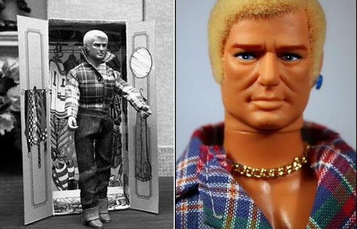 Боб - первая в мире кукла с нетрадиционной ориентацией.