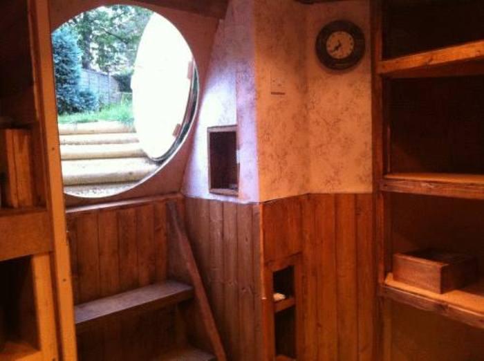 Внутренняя отделка дома.
