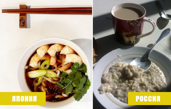 Чем кормят пациентов в разных странах мира.