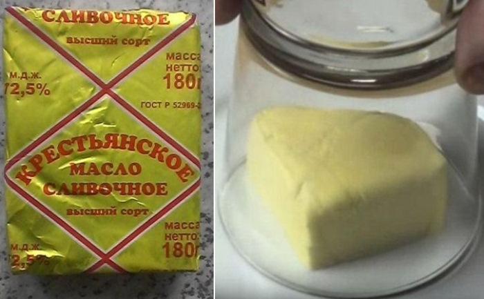 Как размягчить сливочное масло: советы от шеф-повара.