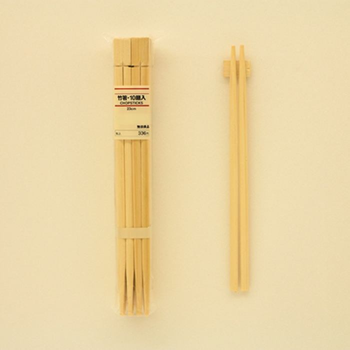 Для чего предназначен деревянный кончик на палочках для суши.