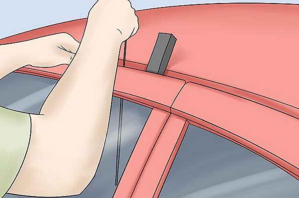 Как открыть машину без ключей: полезные советы
