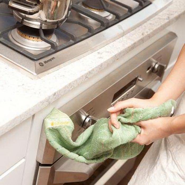 Грязные кухонные полотенца - бич всех хозяек.