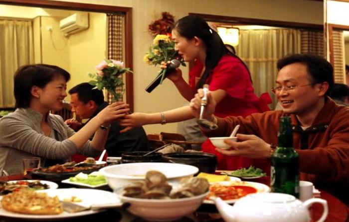 Рестораны в Пхеньяне доступны только элите.