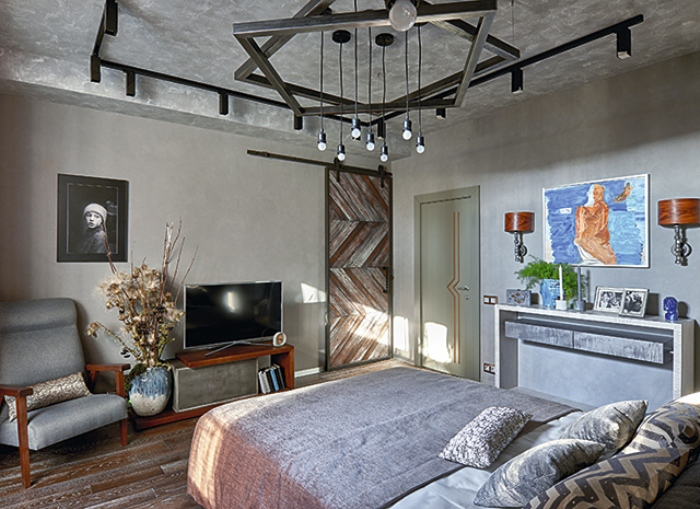 Спальня, где прошла вся жизнь Кристины Орбакайте и ее детей.