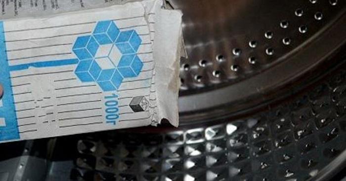 Поваренная соль поможет избавиться от загрязнений и вернет мягкость полотенцам.