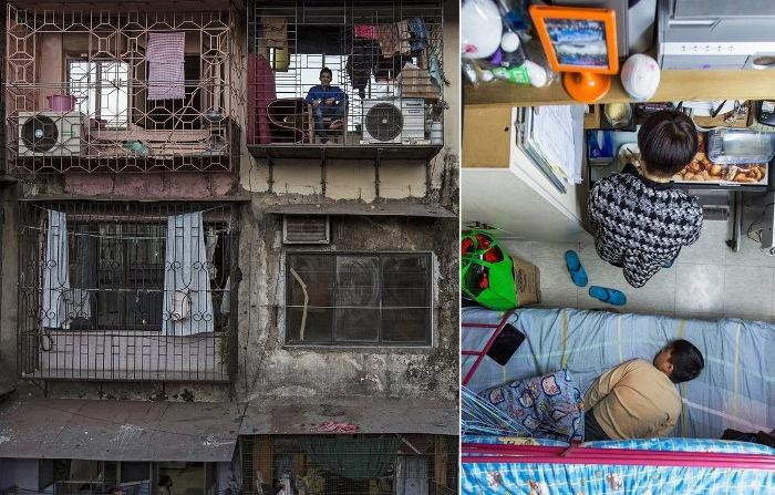 Как выглядят самые маленькие квартиры в разных странах мира.