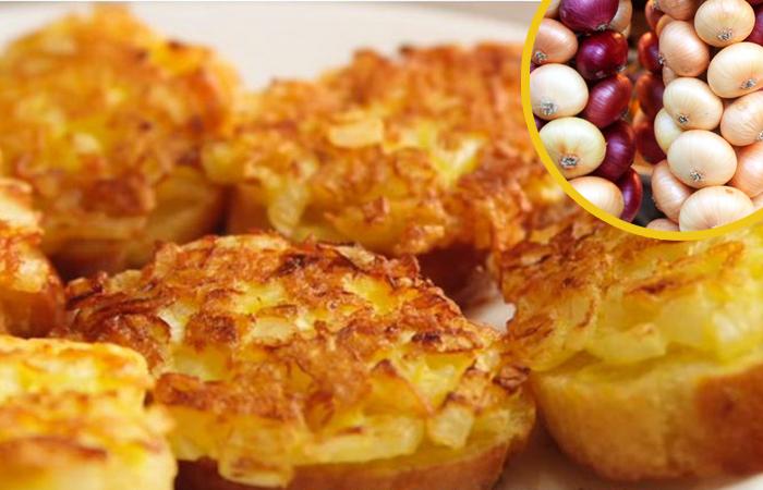 Блюда из лука: 3 вкуснейших рецепта.