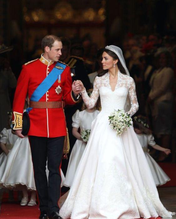 Свадьба Кейт Миддлтон и принца Уильяма.