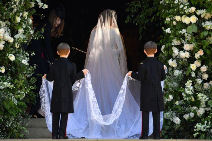 Свадьба года: Меган Маркл и принц Гарри.