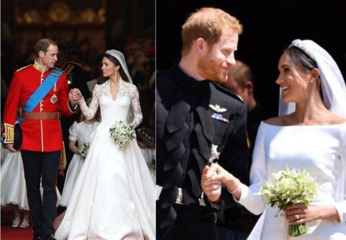 Королевские платья. Обзор самых изысканных нарядов.