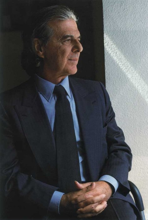 Рикардо Бофилл - известный архитектор из Каталонии.