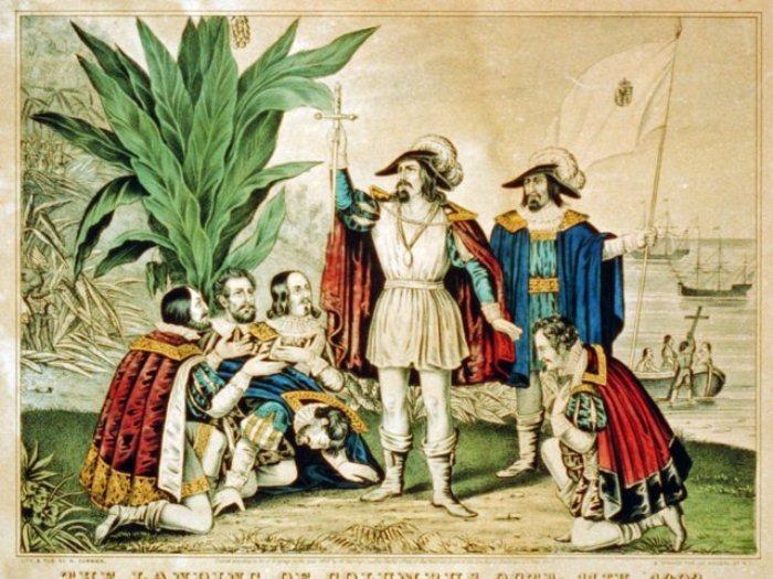 За 400 лет до Христофора Колумба в Америке побывал скандинавский мореплаватель.