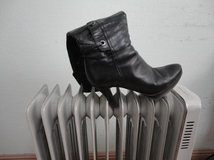 Силикагель для сушки обуви.