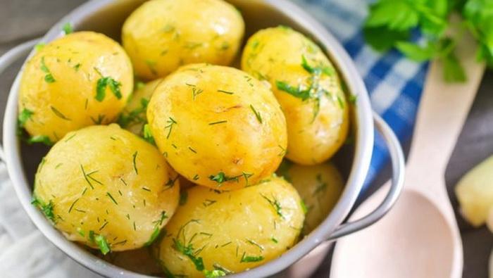 Как сварить картошку вкуснее, чем обычно.