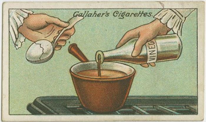Как сварить треснувшее яйцо.