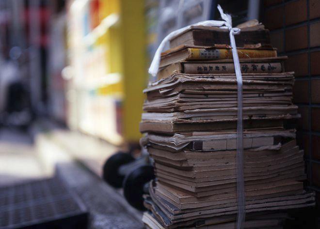 Старые газеты и журналы чаще всего бесполезны в век Интернета.
