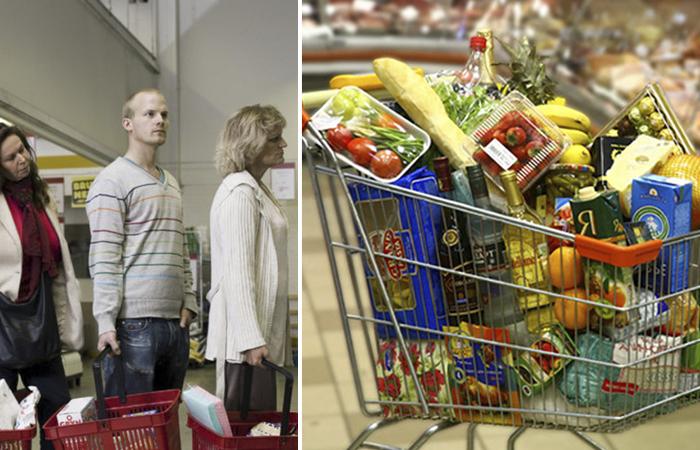 Как выбрать короткую очередь в супермаркете