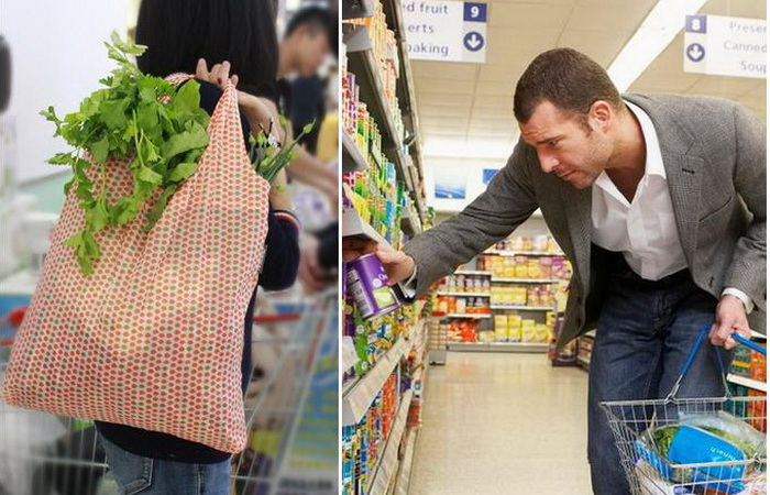 Как не потратить лишнего в супермаркете