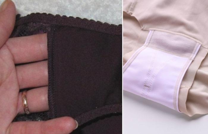 Для чего на женские трусики нашивают кармашек?