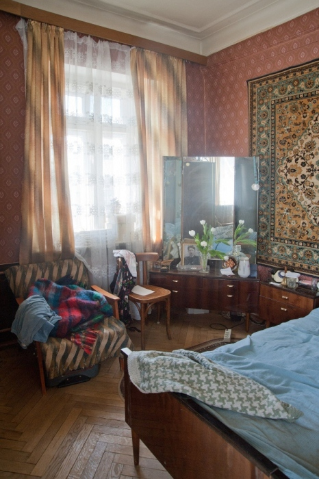 Комната Марии Гаренских.