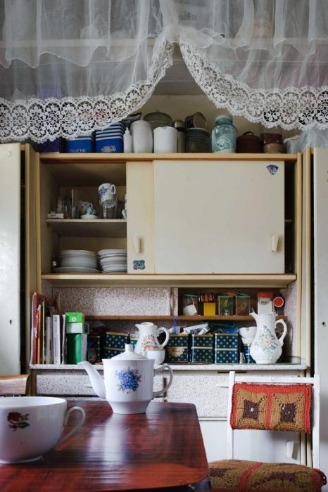 Чаепитие на кухне.