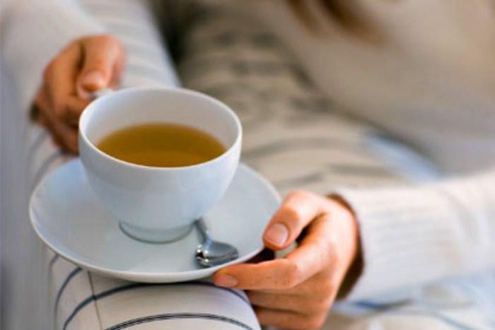 Зеленый чай освежает дыхание.