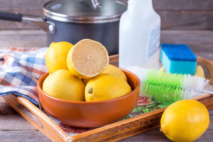 Неожиданные способы использования лимона.
