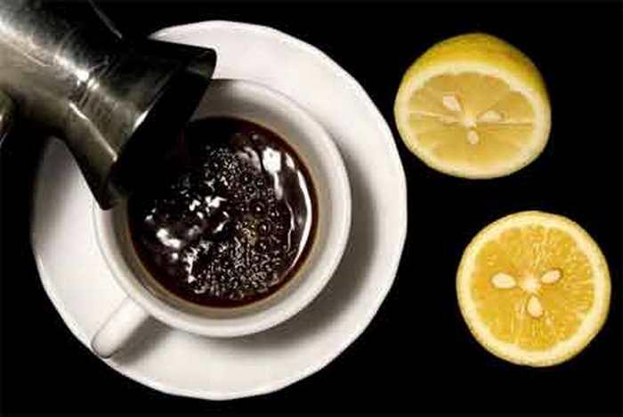 Лимон как средство борьбы с накипью.