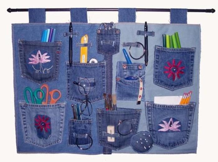 Старые джинсы могут послужить полезному делу. /Фото: image.winudf.com