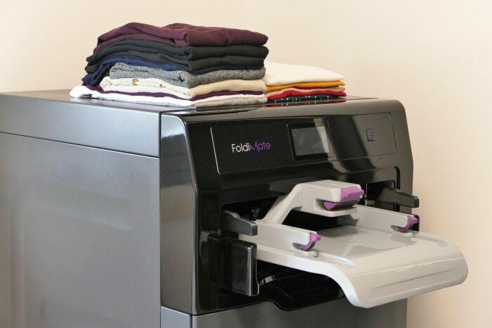 Полезная штука для тех, кто много стирает и складывает. /Фото: blog.casanoi.it