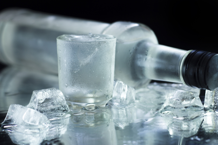 Для летних напитков самое замечательное средство — это лед с алкоголем. /Фото: img.anews.com