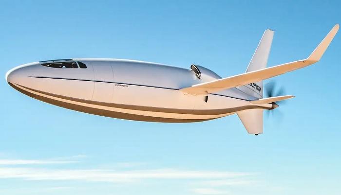 «Пуля с крыльями»: рассекречен проект, способный стать прорывом в гражданской авиации