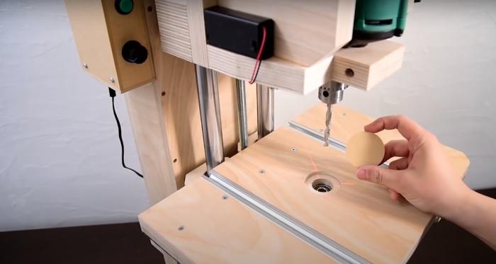 Такой аппарат станет дешевой альтернативой дорогостоящему покупному оборудованию. /Фото: youtube.com