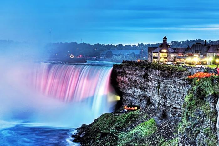 Ниагарский водопад поражает своей красотой. /Фото: a.cdn-hotels.com