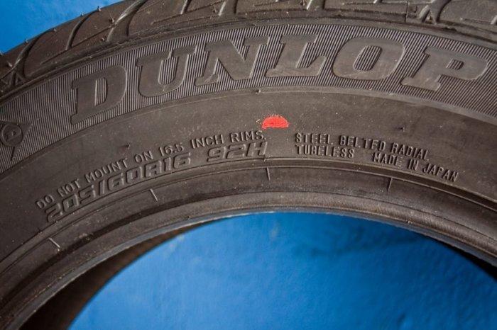 Любые отметки на шине важны для последующего использования. /Фото: automotolife.com