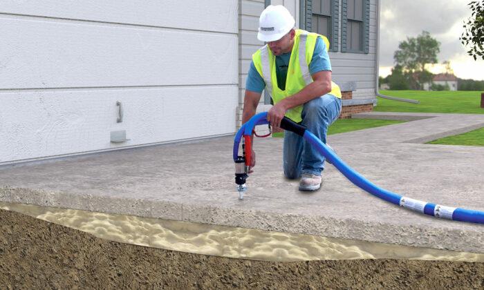 Полезная технология, которая может помочь исправить проседания и ямы на дорогах. /Фото: leadingconcretesolutions.pro