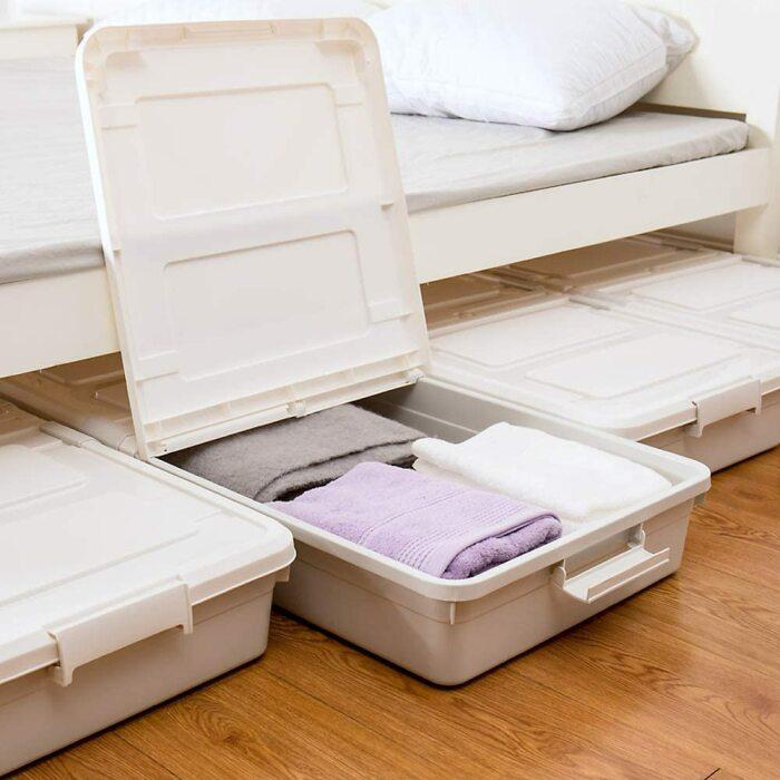 Выбор органайзеров для хранения по кроватью очень большой. /Фото: images-na.ssl-images-amazon.com
