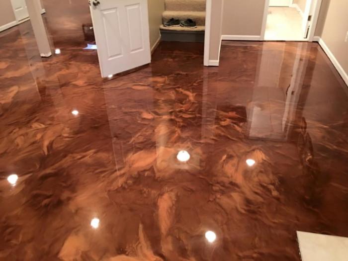 Красивое покрытие, которое отлично впишется в любой дизайн комнаты. /Фото: memestatic.fjcdn.com