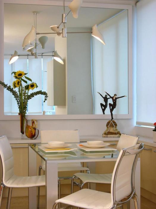 Зеркальные поверхности. /Фото: dutchglow.org