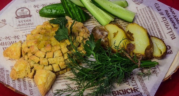 Блюдо с необычной историей. /Фото: cdnfr1.img.sputniknews.com