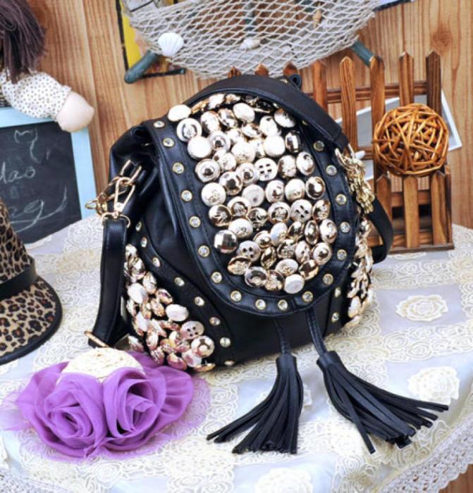 Несколько простых приемов  - и ваша любимая сумочка снова с вами. /Фото: images.shafastatic.net