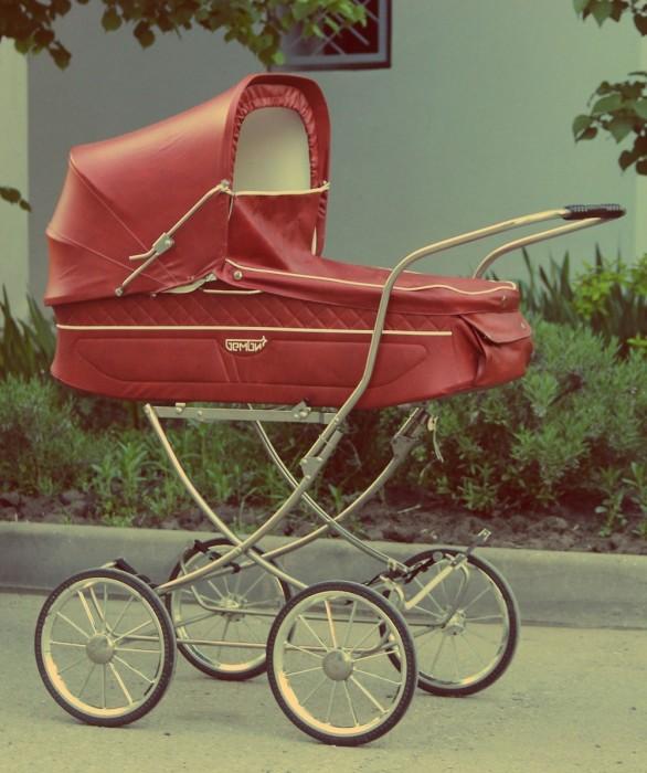 В современном мире уже не встретишь коляски, доверху наполненные продуктами. /Фото: nadoremont.com