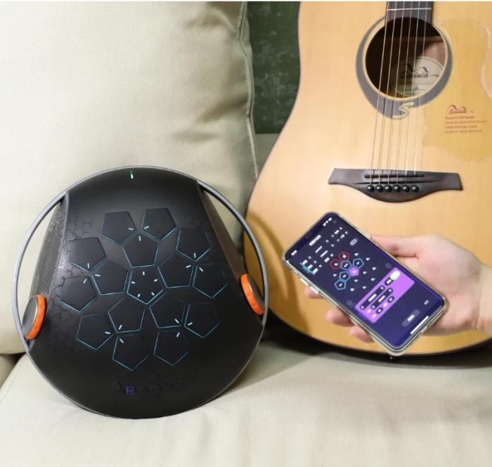 HapsBox будет интересен и любителям, и профессиональным музыкантам. /Фото: cdn.shopify.com