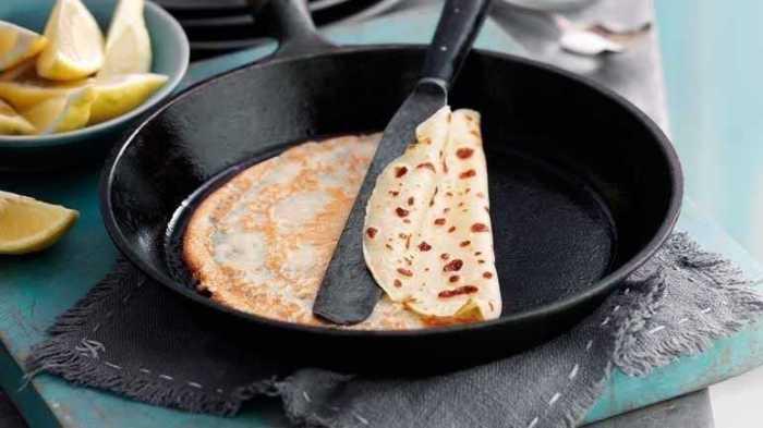 Хорошая сковорода – важный элемент для получения совершенных блинчиков. /Фото: rackcdn.com